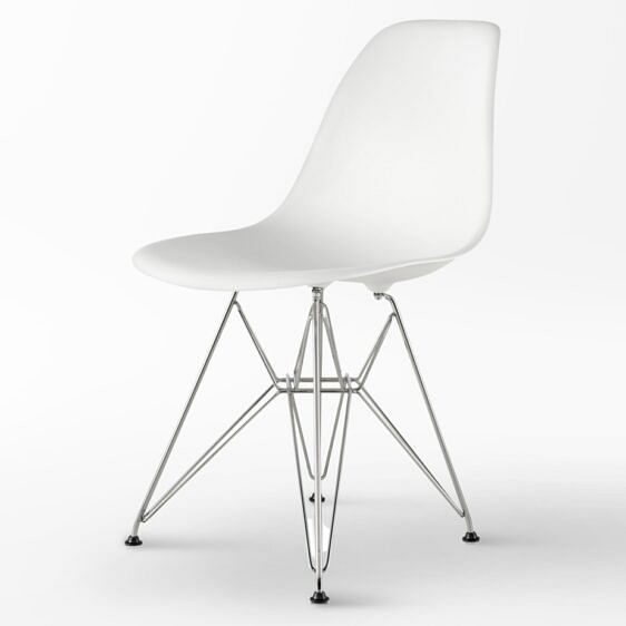 Cielo Designer Chair White