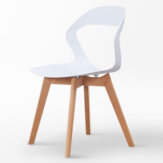 Cadenza Designer Chair White