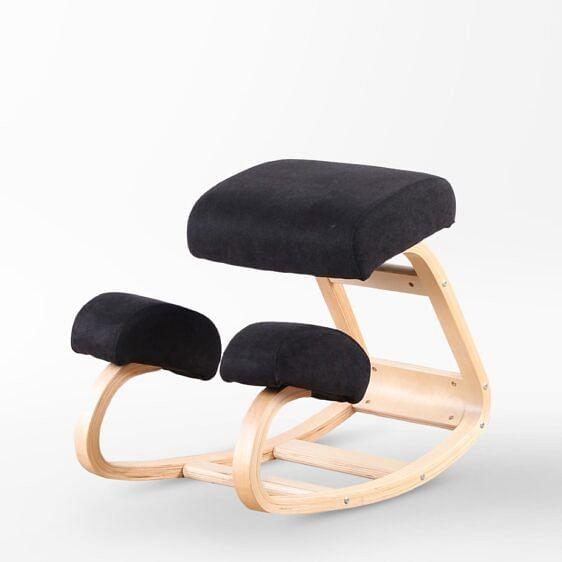 Mano Kneeling Chair Black
