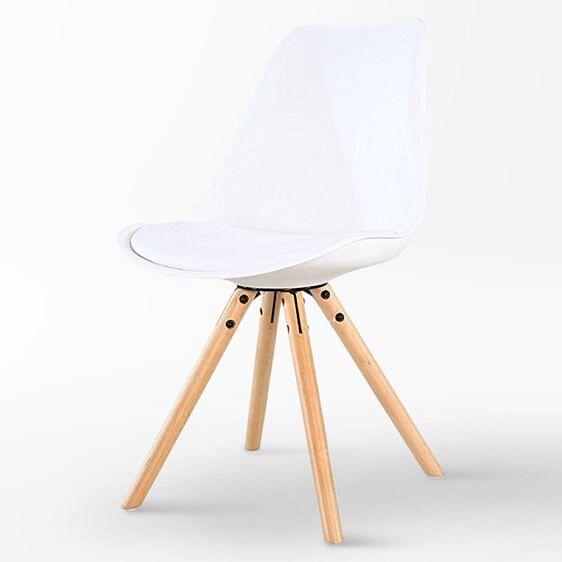 Allegro Designer Chair White