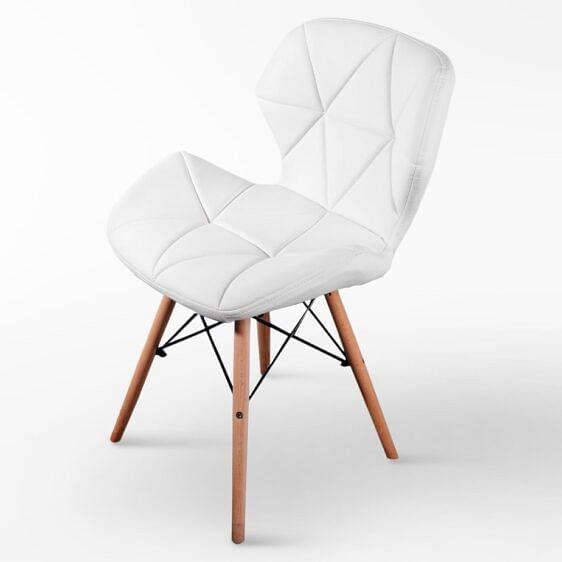 Alzata Designer Chair White