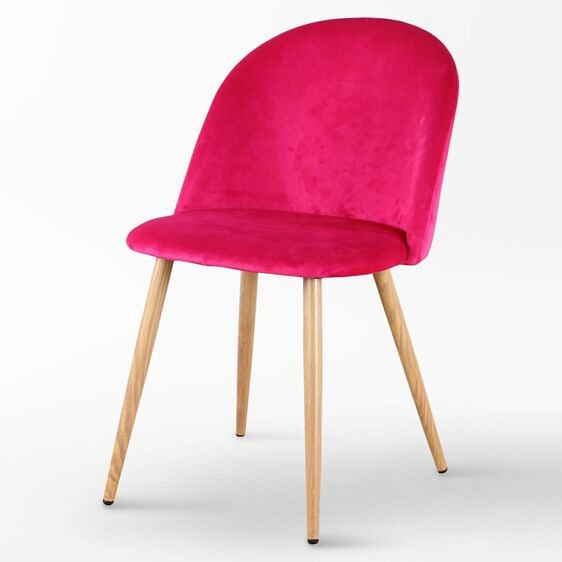 Grazia Designer Chair Red