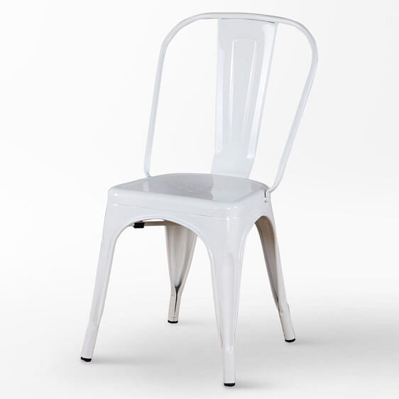 Nero Designer Chair White