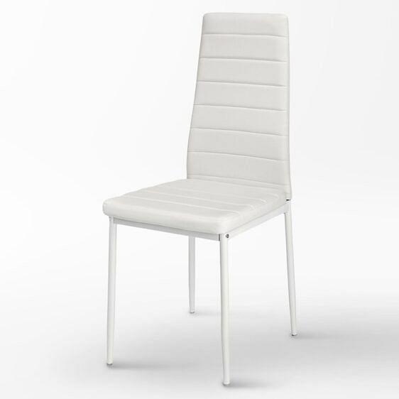 Gamma Designer Chair White