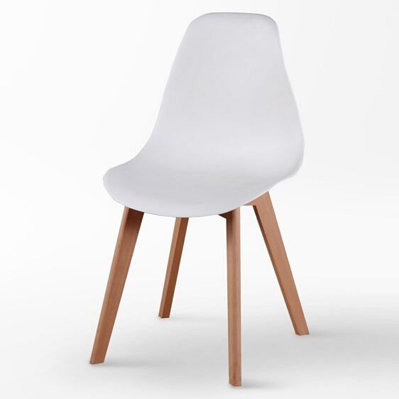 Annata Designer Chair White