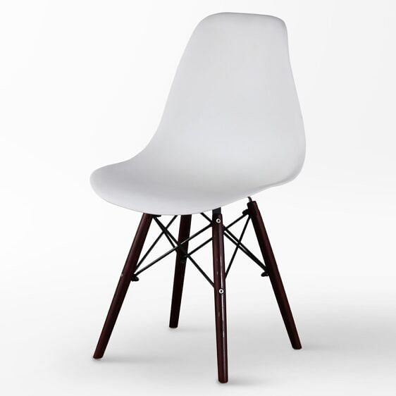 Bellezza Designer Chair White