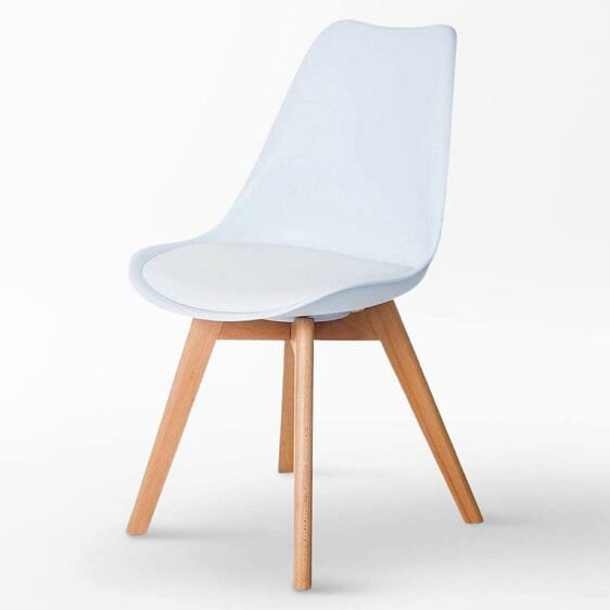 Alea Designer Chair White