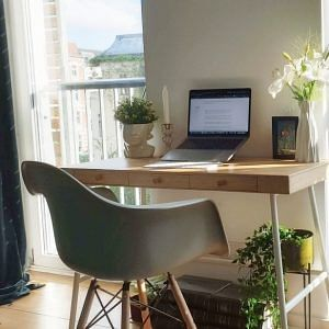 home office carezza chair