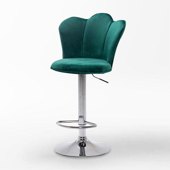 Pino Designer Barstool Green